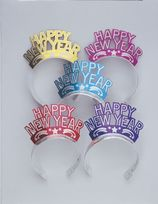 New Years Glitter Tiaras (12)